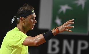 Rafael Nadal n'a pas existé contre Diego Schwartzmann