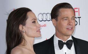 Selon TMZ, Angelina Jolie et Brad Pitt divorceraient