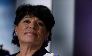 MichèleRivasi, candidate à la primaire d'Europe-Ecologie Les Verts.