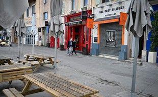 Les bars marseillais pendant le confinement. (archives)
