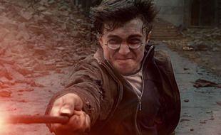 Les fans de Daniel Radcliffe et des autres comédiens de la saga se sont pressés devant le magasin.