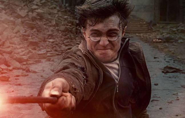 Daniel Radcliffe dans «Harry Potter»