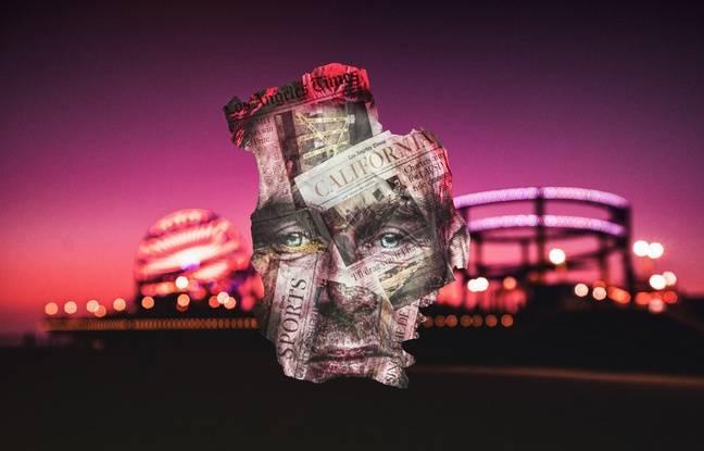 Street Art -Le street artiste Philippe Echaroux donne un visage aux déchets pour inciter à les ramasser 648x415