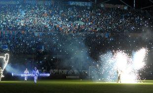 Les supporters marseillais ne sont pas prêts de regoutter au plaisir de la Ligue des champions avec cette pandémie de Covid-19.