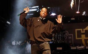 Le rappeur Kanye West au HOT 97 Summer Jam Concert en 2016
