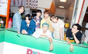 Les garçons de BTS ont dynamité les scores de YouTube