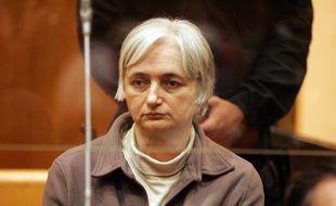 Monique Olivier ici en 2008 aux assises de Charleville-Mézière.