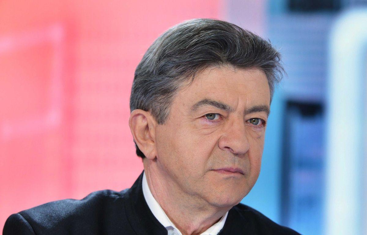 Jean-Luc Melenchon, député europeen. 22/02/2015. Credit:IBO/SIPA. – SIPA