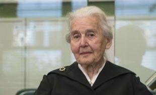 Surnommée « mamie nazie », Ursula Haverbeck a été condamnée à six mois de prison pour négationnisme.