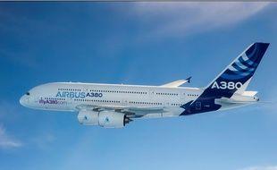 L'A380 (MSN4) que les visiteurs du musée du Bourget pourront arpenter dès 2018