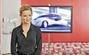 Телеведущая Виржини Эфира играет главную роль в фильме «Шанс моей жизни».