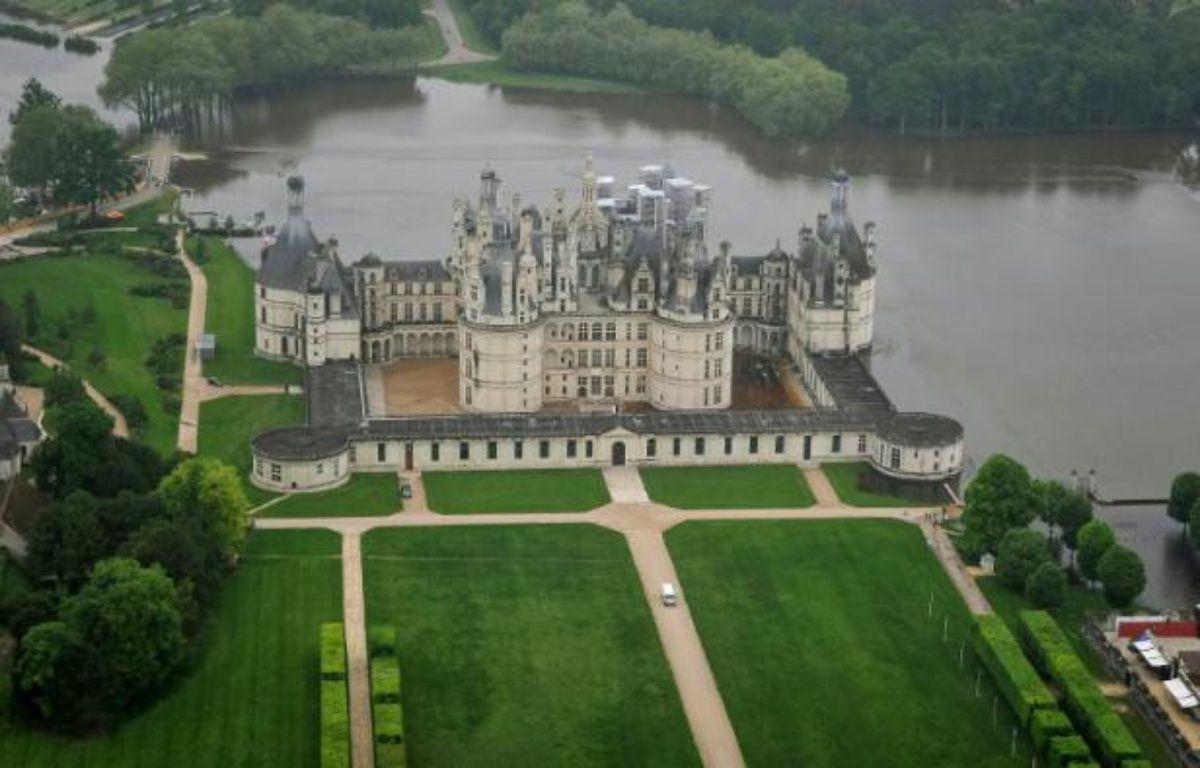 Le château de Chambord, le 2 juin 2016 – GUILLAUME SOUVANT AFP
