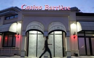 Le casino du groupe Barrière à la Baule.