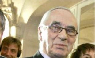 Martin Malvy, président (PS) de la région.
