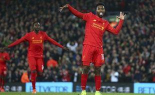 Daniel Sturridge a fait danser Tottenham en inscrivant un doublé pour Liverpool en 8e de finale de la Coupe de la Ligue anglaise.
