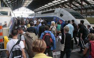 Malgré la grève, la SNCF attend un million de voyageurs le week-end des 6-8 juillet.