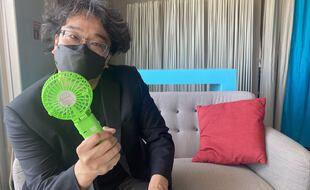 Bong Joon-ho à Cannes, le mardi 6 juillet 2021