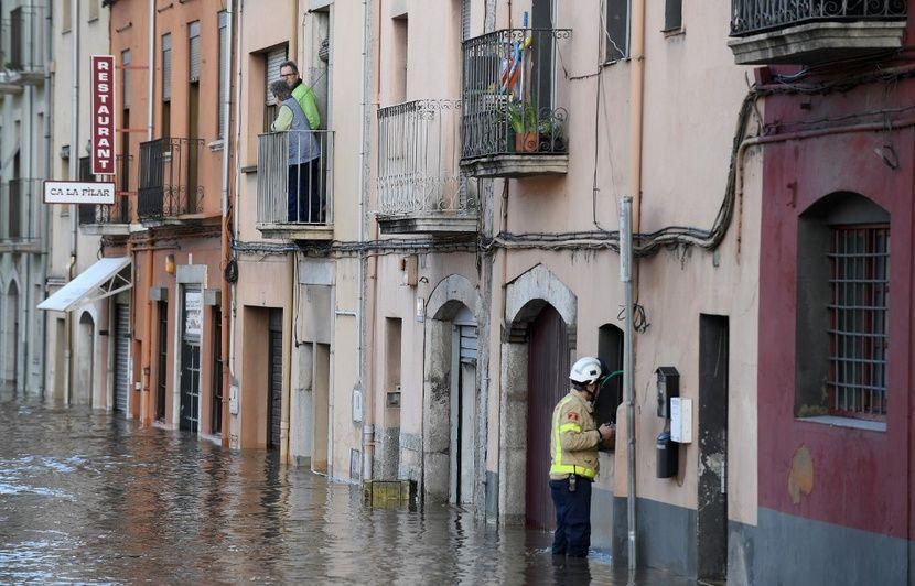 Tempête Gloria : Le bilan grimpe à 11 morts en Espagne, quatre personnes toujours disparues