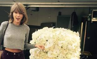Une publication de Taylor Swift sur Instagram