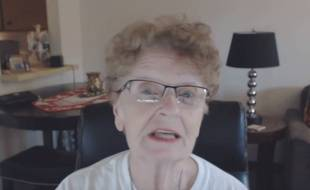 Shirley Curry, la grand mère blogueuse.
