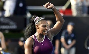 Serena Williams en ce début de saison