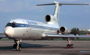 Un avion Tupolev Tu-5A russe (illustration).