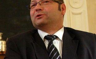 Francis Vercamer, maire de Hem