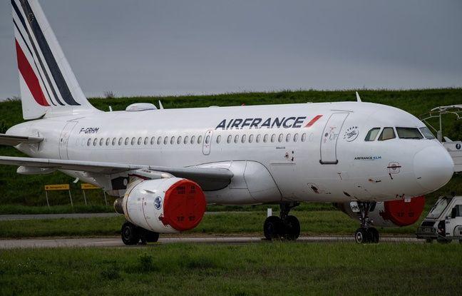 Coronavirus : Air France-KLM annonce une perte de 1,8 milliard d'euros et s'attend à un été compliqué