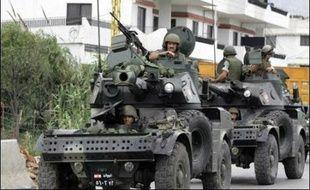 Les combats ont repris samedi matin entre l'armée libanaise et les islamistes du Fatah al-Islam retranchés dans le camp palestinien de Nahr el-Bared au Liban nord, au lendemain des pires affrontements depuis le début du bras de fer il y a deux semaines