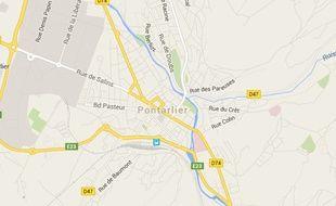 Pontarlier, Jura, Franche-Comté.