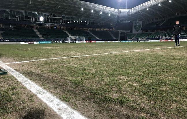 Coupe de France: Le Pau FC veut « plaquer des pavés de gazon» sur son terrain pour accueillir le PSG