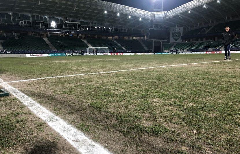 Coupe de France : Le Pau FC veut « plaquer des pavés de gazon » sur son terrain pour accueillir le PSG