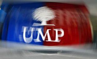 Logo de l'UMP