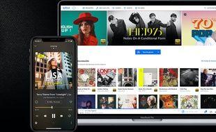 Qobuz, fondé en 2007, propose 50 millions de titres en Hi-Fi