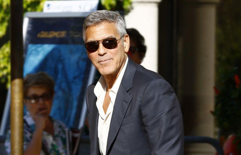 Après l'assaut sur le Capitole, George Clooney pense que Donald Trump sera  placé dans la « poubelle de l'Histoire »