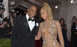 Beyoncé et Jay Z le 1er novembre 2016.