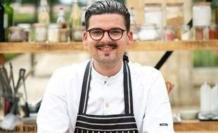 Camille Delcroix dans «Top Chef»