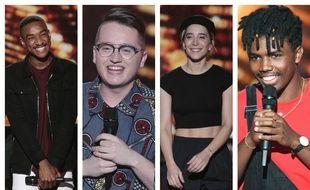 Abi, Antoine Delie, Gustine et Tom Rochet sont les finalistes de la saison 9 de The Voice.