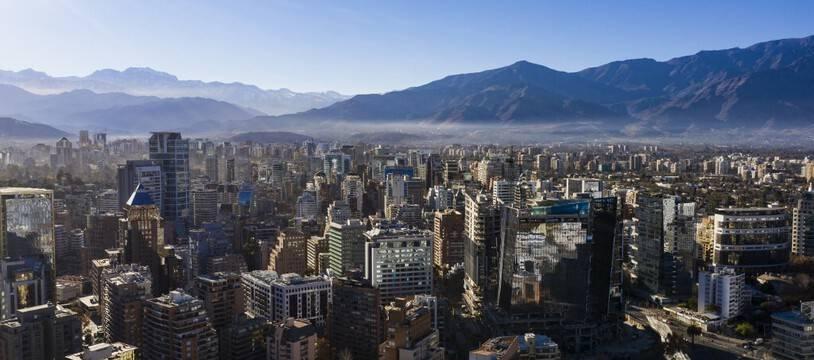Santiago, capitale du Chili, connaît son troisième confinement