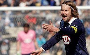 Le capitaine girondin, Jaroslav Plasil, a marqué contre Montpellier et retrouvé un niveau de jeu qu'il semblait avoir perdu depuis quelques semaines.