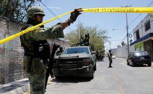 Quatorze policiers ont été tués dans une embuscade, ce lundi, dans l'Etat de Michoacan, dans l'ouest du Mexique.