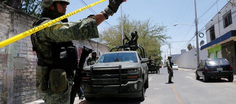 Trente-cinq corps ont été retrouvés dans des fosses clandestines dans l'Etat de Jalisco, au Mexique.