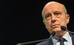 Alain Juppé, le 29 janvier 2015.