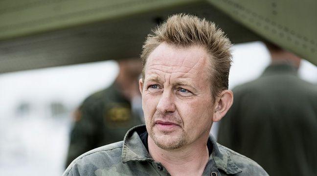 Peter Madsen, inventeur et propriétaire du sous-marin privé le Nautilus, est soupçonné d'avoir tué une journaliste qui réalisait un reportage sur lui. – Bax Lindhardt / Scanpix Denmark / AFP