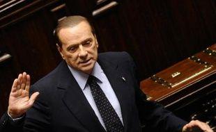L'ancien chef du gouvernement italien Silvio Berlusconi attend lundi le verdict du tribunal de Milan dans le procès Rubygate, où il est accusé d'abus de pouvoir et prostitution de mineure