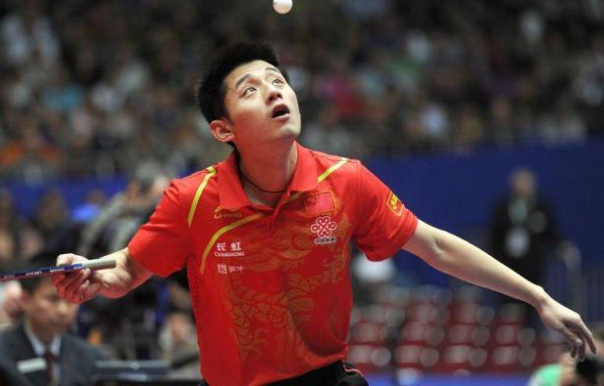 Après son grand chelem en tennis de table à Pékin et ses quatre titres en autant d'épreuves, la Chine veut rééditer son exploit aux Jeux de Londres à partir de samedi et poursuivre sa domination sur un sport dont elle a gagné 20 des 24 médailles d'or olympiques attribuées depuis 1988 – Patrik Stollarz afp.com