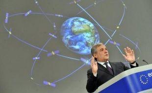 La Commission européenne a récusé mardi les informations faisant état d'un surcoût de près de 20 milliards d'euros pour le système européen de navigation par satellite Galileo, annoncé comme disponible pour le grand public en 2014.