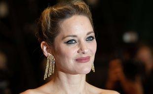 Marion cotillard au Festival de Cannes le 12 mai 2018.