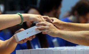 Apple, qui a lancé son iPhone 6 le 19 septembre 2014, reste en tête des entreprises les plus innovantes dans le monde, selon une étude