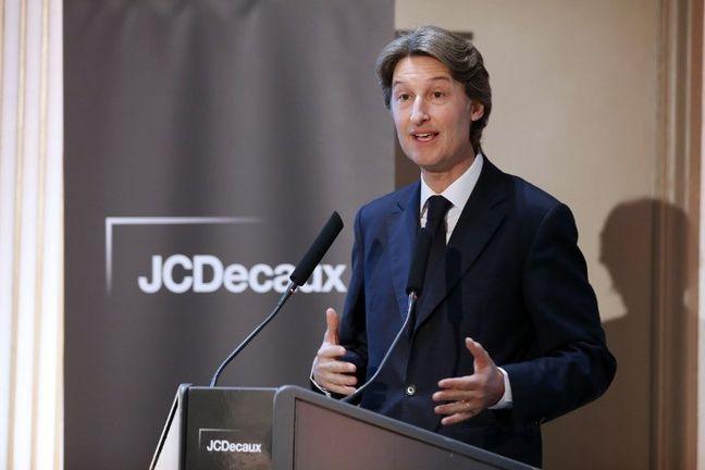 Jean-Charles Decaux, directeur général de JCDecaux.